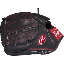 "New Rawlings PROS206−12B Pro Preferred Baseball Glove 12"" LHT Adult Black/red"