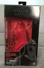 star wars black series lot of 2 imperial royal guard 38-6 inch