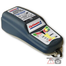 CARICA BATTERIE - TESTER OPTIMATE 4 DUAL PROGRAM CANBUS TECMATE TM140DUAL