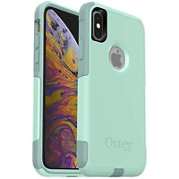 OtterBox Commuter Series Compact Case for iPhone Xs MAX, Ocean Way Easy Open Box
