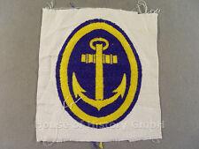 2935 Kriegsmarine: Abzeichen zum Sportanzug für Offiziere
