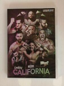 Beyond Wrestling Looking California DVD 2017 AEW ROH NXT MSK Dark Order