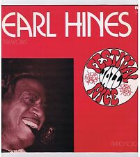 LP EARL HINES FIREWORKS NICE JAZZ FESTIVAL FRANCE