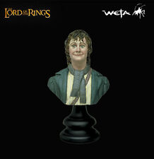 Lord of the Rings Peregrin Pippin Took Bust Sideshow Weta MIB