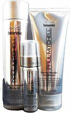Paul Mitchell Forever Blonde Shampoo, Conditioner, and Dramatic Repair Trio