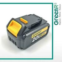 GreenR3 Li-ion Battery Compatible with Dewalt 20V 4.0Ah