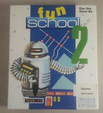 Spectrum game Fun School 2 For 6-8 Year Olds -Spectrum 48K cassette game