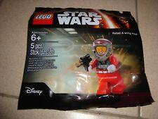 LEGO 5004408 minifigure polybag STAR WARS pilot A-wing/NEUF/jpj27