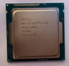 Intel Core i7 4790 3.6GHz CPU SR1QF