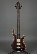 Cort Artisan A5 Ultra 5 String Bass Rosewood Top Bartolini Mk-1 Mk5Cbc Hipshot