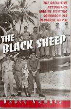 The Black Sheep : Marine Fighting Squadron 214 by Bruce Gamble (2000, Paperback)