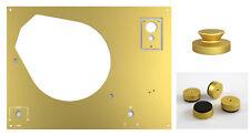tuning-set GOLD EDITION (1) Per THORENS TD 145 146 147 160 165 166
