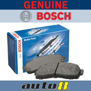 Bosch Front Brake Pads for Toyota Corolla 1.6L Petrol 4AGE 1987 - 1991