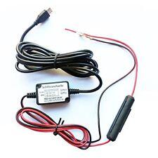 INRIGOROUS Micro Usb Car Camera Hard Wire Kit DC 12V to 5V Power Inverter Conver