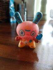 "Kidrobot Dunny 2007 Candy by Joe Burgerman series 4 3"" figure no box"