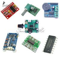 Class D 2X3W PAM8403 Audio 4.0 Receiver Amplifier Board USB Power SOP Module