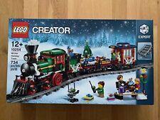 LEGO Creator Festlicher Weihnachtszug Winter Holiday Train (10254) MISB / NEU