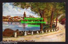 119372 AK Lyck Ostpreußen um 1920 Künstlerkarte Abstimmungsgebiet
