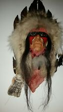 """Native American"""" Vanished Warriors""""  signed the Coyote Woman 18""""x 12"""""""