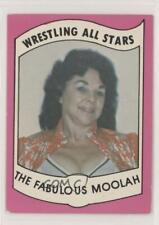 1982 Wrestling All-Stars Series A The Fabulous Moolah #21