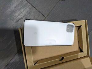 Google Pixel 4 XL G020J - 64GB - Clearly White (Unlocked) (Single SIM)