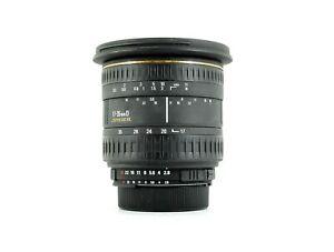 Sigma 17-35mm f/2.8-4 D EX Aspherical Nikon Fit Lens