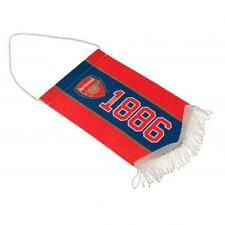 Arsenal fc mini fanion sn club crest hanging drapeau