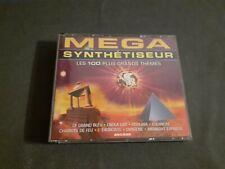 BOX 4 CD Starink – Mega Synthétiseur - Les 100 Plus Grands Thèmes
