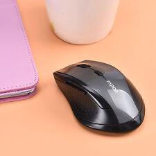 Ratón inalámbrico, New Power Silver, USB 2.0, Para PC y portátil. #455, Raton