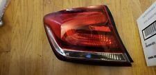Used OEM Honda Civic Left LED Tail Lamp P/N: 33550TR0A51