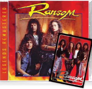 RANSOM – Same (NEW*LIM.US WHITE METAL + 4 BONUS*CRYSTAVOX*HOLY SOLDIER)