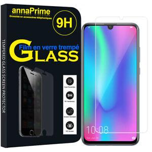 Vitre verre trempe film de protection d'écran Haute Qualite Serie Huawei