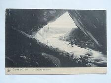 CPSM Grotte de Han le gouffre de Belvaux