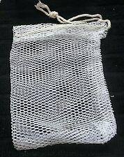 30 x sostituzione GRANCHIO Linea sacchetti di Esche Pesca Carpa Mesh lavatrice