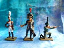 3 Soldats de plomb Starlux 1er empire - BU8 lot 11