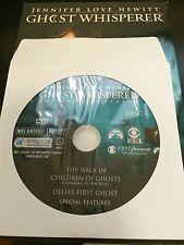 Ghost Whisperer – Season 2, Disc 5 REPLACEMENT DISC (not full season)