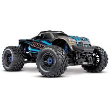 Traxxas 89076-4 Blue Maxx VXL 4s 4x4 Brushless With TSM Ed 1 10
