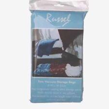 H & L Russel SB5342 Set of 2 Gusseted Vacuum Bags
