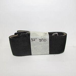 """Used 32"""" Camera Shoulder Strap 2"""" wide vintage S332818"""