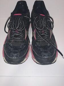 Mizuno Womens Sz.10 Wave Creation Pink Black Running Shoes
