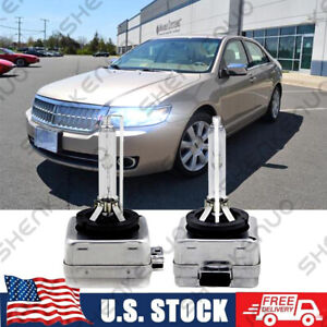 Details about  /D1S HID Xenon Headlight Factory Replacement Bulb Set for 07 to 09 Lincoln MKZ x2