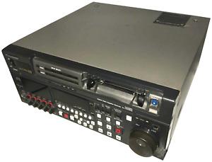 PANASONIC HIGH DEFINITION DVCPRO50 Deck AJ-D950 RECORDER/PLAYER D950AP