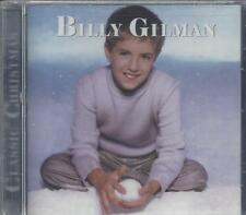 BILLY GILMAN Classic Christmas (Star Of NBC-TV Show THE VOICE) NEW CD