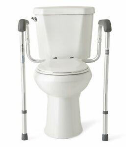 Medline Toilet Safety Rails Frame - MDS86100RF