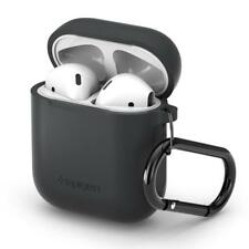 Spigen Airpods Case Charcoal (Silicone Type)