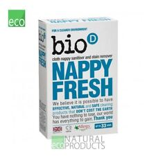 Bio-D Nappy Fresh Cloth Nappy Sanitiser & Stain Remover 500g
