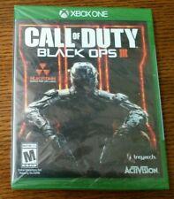Call of Duty: Black Ops III (Microsoft Xbox One, 2015) BRAND NEW SEALED