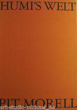 """Pit Morell """"Humis Welt"""" 10 großformatige  Arbeiten,  29/70, Mappe, 1971"""