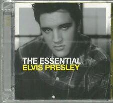 2 CD (NEU!) Essential ELVIS PRESLEY (Best of/ Jailhouse Rock In the ghetto mkmbh