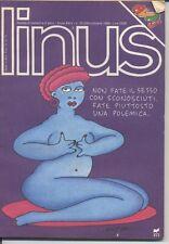 LINUS anno XXIV n°10 (283) BROSSURATO